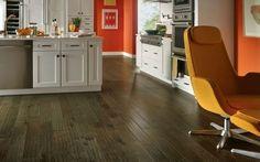 Kitchen Designs | Kitchen Design Ideas | Armstrong Design Gallery - Hardwood | Hickory | Mountain Smoke
