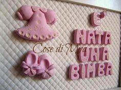 Fiocco Nascita, by COSE DI MYA, 20,00 € su misshobby.com