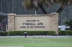 TDY a few times to Tyndall AFB, Panama City, Florida (2001, 2002, 2005)