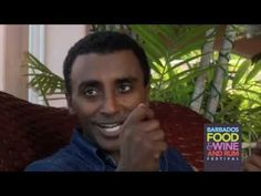 Early interview with Celebrity Chef Marcus Samuelsson, who has returned to #Barbados every year for the #foodrumwine festival. Wonder why? Come to Barbados! BTW He LOVES the weekly Oistins Fish Fry.