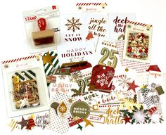 Today's Peachy Cheap deal is a Pink Paislee Yuletide kit. You will receive a Merry Christmas Stamp, Ephemera die-cut cardstock and clear plastic, Sequins and Stars and decorative envelopes.  ONLY $7.99 at www.peachycheap.com!