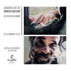 Quarta-feira que vem, dia 5/10 a partir das 19h00, haverá a abertura de minha exposição no Dizzy Café Concerto (Curitiba-PR).