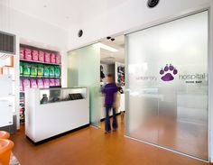 vet clinic interior design | Rose Bay Veterinary Hospital