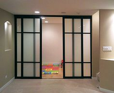 glass door home office | ... Dividers Office Partitions Wall Slide Doors Privacy Walls Swing Doors