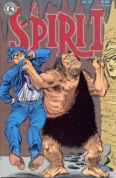 The Spirit #41, Will Eisner