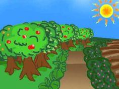 ▶ Τα Δώρα της Φύσης - YouTube Fruits And Vegetables, Bowser, Healthy Eating, Apple, Diet, Youtube, Environment, Math, Food