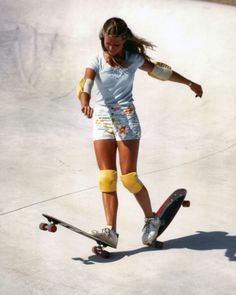 Skateboarding Hall of Fame — 2014 – Ellen Oneal