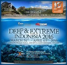 DEEP Indonesia 2016 International Underwater Photo Competition  DEADLINE: February 25th, 2016   http://infosayembara.com/info-lomba.php?judul=deep-indonesia-2016-international-underwater-photo-competition