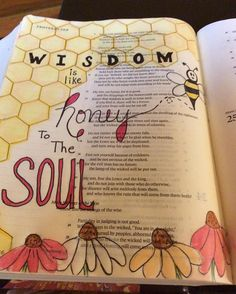 Proverbs 25:13&14.  / ibethhenson