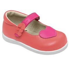 See Kai Run - Francesca in Pink. View our current collection of girls' Mary Janes now at seekairun.com