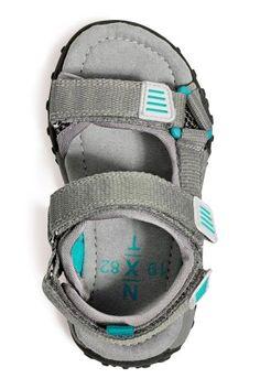 Купить Серые сандалии-треккеры (Мальчики) - Покупайте прямо сейчас на сайте Next: Россия