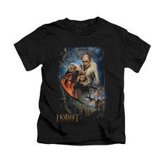 Hobbit - Thranduil's Realm Kids T-Shirt