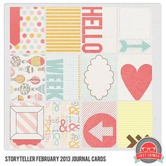 Digital Trends | Project Life Journaling Cards, Part II ...