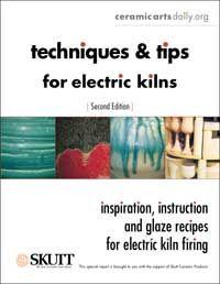 Ceramic Arts Daily – Electric Kiln Firing