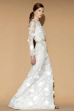 valentino wedding dress 2012 resort