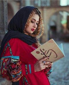 Iranian Beauty, Muslim Beauty, Hijabi Girl, Girl Hijab, Muslim Girls, Muslim Women, Culture Russe, Beautiful Hijab Girl, Persian Beauties