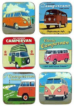 i have little use for coasters but much love for campers.