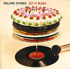 The Rolling Stones - Pochette album Let It Bleed The Rolling Stones, Rolling Stones Album Covers, Rolling Stones Albums, Rock Album Covers, The Velvet Underground, Storm Thorgerson, Atom Heart Mother, Beatles Abbey Road, The Beatles
