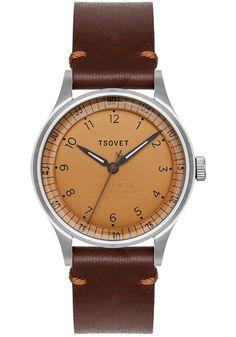 Tsovet JPT-PW36 Copper/Brown
