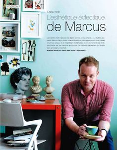 Marcus Stylist