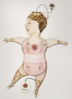 paper doll, puppet