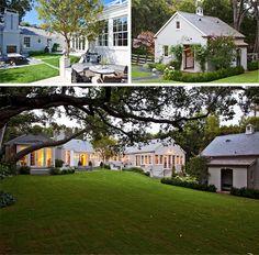 Gwyneth Paltrow's home... amazing!!!    GPaltrow_BW_PICS4.jpg (720×708)