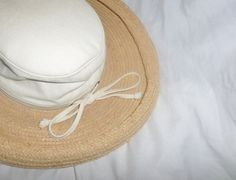 7dbbf1f067c09 The Scala Collection Natural Fiber Straw Rolled Brim Canvas Top Sun Hat One  size  TheScalaCollection
