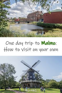 Malmo is a real hidden gem. It is very close to Copenhagen and you can often get cheaper to Malmo airport than the one in Copenhagen. Dont miss this city! Cheap Travel, Budget Travel, One Day Trip, Fair Grounds, City, Copenhagen, Sweden, Gem, Day Trips