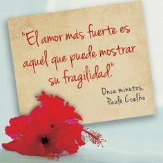 #Once Minutos #Paulo Coelho