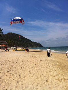 Parasail in Puerto Vallarta = one of the best activities! #iheartPuertoVallarta