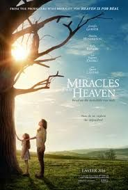 """""""Miracles from Heaven talked about MIRACLES FROM HEAVEN is based on the incredible true story of the Beam family. When Christy (Jennifer Garner) discovers her 10-year-old daughter Anna (Kylie Rogers) has a rare, incurable disease, she becomes a ferocious advocate for her daughter's healing as she searches for a solution. After Anna has a freak accident, an extraordinary miracle unfolds in the wake of her dramatic rescue that leaves medical speci"""