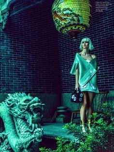 Kasia Struss By Giampaolo Sgura For Allure Magazine Russia