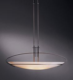 Hubbardton Forge - hand forged lighting made here in Vermont.  I like the Mackintosh inspired line.