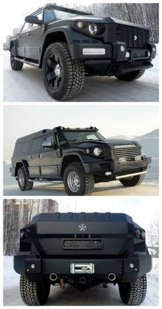 10 Armored Cars That Will Blow Your Mind. Meet the Knight CV - the most Badass SUV on the planet!