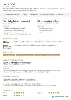 Nice Basic Resume No Experience 91 With Additional Furniture Home Design Ideas by Basic Resume No Experience : Resume Cover Letter Template, Student Resume Template, Resume Design Template, Resume Template Free, Templates Free, Basic Resume Examples, Professional Resume Examples, Simple Resume, Modern Resume