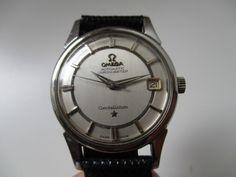 オメガ コンステレーション クロノメーター メンズ 腕時計 24JEWELS 中古の1番目の画像