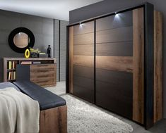 Amazing Sliding Door Wardrobe Design Ideas Built-in wardrobes offer convenience to many households. A built-in wardrobe saves up a lot of space and gives your home … Bedroom Furniture Design, Bedroom Cupboard Designs, Bedroom Closet Design, Bedroom Design, Wardrobe Door Designs, Sliding Door Wardrobe Designs, Bedroom Bed Design, Furniture Design, Closet Design