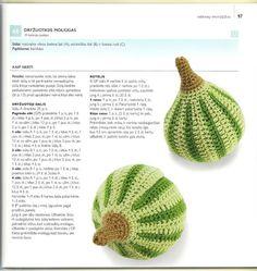 (10) IRISH Crochet LACE & Crochet Fruit, Crochet Food, Crochet Flowers, Irish Crochet, Hand Crochet, Crochet Baby, Knit Crochet, Scrubby Yarn, Crochet Decoration