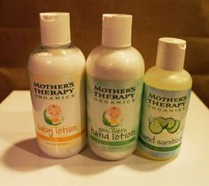 Skin Care Review: Mother's Therapy Organics @Mother's Therapy Organics