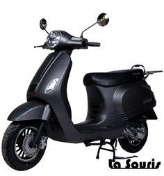 Ongebruikt 11 beste afbeeldingen van Vespelini Scooter in 2012 - Scooters OT-54