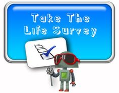 Take this Life Survey to help me help you with your purpose.