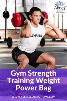 Gym Strength Training Weight Power Bag, boxing, martial arts, powerlifting equipment, home gym - Sport interests Home Strength Training, Power Training, Powerlifting Equipment, No Equipment Workout, Cross Training Workouts, Before And After Weightloss, Best Gym, Going To The Gym, Stay Fit