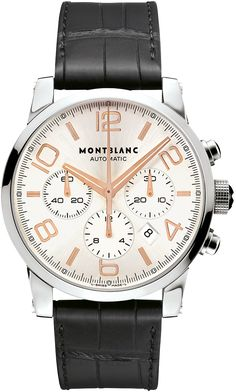 09a293f0a35 Montblanc presents Montblanc TimeWalker Chronograph Automatic Amazing  Watches
