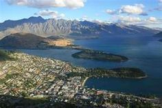 Queenstown, New Zealand .... Sky dived my first time in Queenstown!
