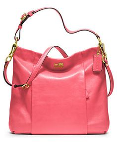 COACH MADISON LEATHER ISABELLE - Coach Handbags - Handbags & Accessories - Macy's