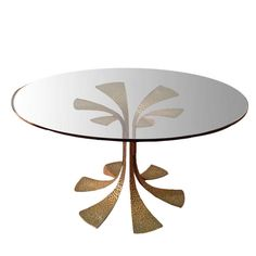 Contemporary Dining Table, Modern Dining Room Tables, Furniture Dining Table, Table And Chairs, 60s Furniture, Wooden Furniture, Center Table, Vintage Table, Product Design