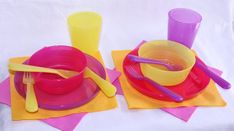 NEW IKEA KALAS BABY GIRLS PLASTIC BPA FREE KIDS PARTY FEEDING SET 36 PCE CUTLERY #IKEA