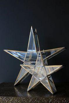 Standing Star Lantern small £29.95 large £59.95