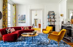 Architectural Digest has finally revealed their curated selection of 100 Interior Designers of 2018, welcoming thebest interior designers
