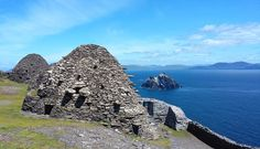 Wandering out on Skellig Michael (or Great Skellig) along the Wild Atlantic Way Wild Atlantic Way, Love Ireland, Monument Valley, Wander, Island, Nature, Travel, Viajes, Traveling